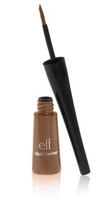 This is one of my favorites on e.l.f.: Liquid Eyeliner . Use this special link and get five dollars off.