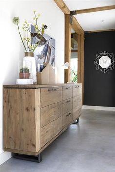 Quebec dressoir – 240 cm € 1.299,- ⋆ Henders & Hazel ⋆ Löwik Meubelen Quebec, Muebles Living, Led, Decoration, Sideboard, Home And Living, Sweet Home, Cabinet, Bedroom