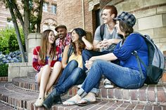 """50 Ways to Make Friends in College... many involve studying! Remember this is not a """"normal"""" environment for anyone!"""