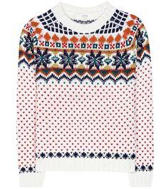 Vanessa Bruno Athé Merino Wool-blend Sweater For Spring-Summer 2017