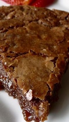Hot Fudge Pie ~ Warm, Gooey, Chocolatey, Goodness!