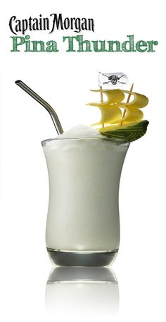 Pina Thunder - pina colada with a yummy twist!