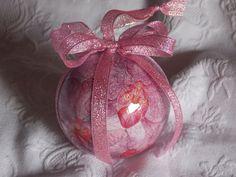 Sfera natalizia découpage/Decorazione per di FestivitiesFactory