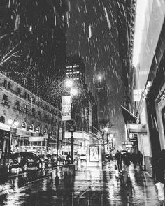 Snowstorm #itssnowing #innewyork