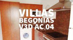 Hostal Villas Begonias V3D AC 04 en Cala'n Bosch, Menorca, España