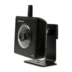 100-240V Wireless WiFi CCTV HD Outdoor Indoor Mini IP Security Camera UK Plug