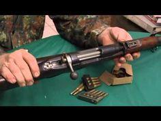 The Steyr Mannlicher M95 Rifle system - YouTube