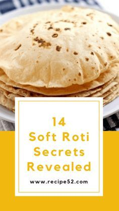 14 soft roti recipe secrets revealed Healthy Recipes, Curry Recipes, Indian Food Recipes, Cooking Recipes, Cooking Food, Halal Recipes, Chickpea Recipes, Soft Roti Recipe, Roti Recipe Indian