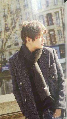 """Lee Min Ho, """"Here, I Was Here, I Am Here"""" photobook."""