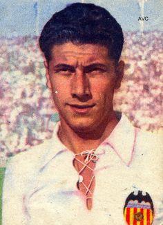 BUQUÉ (Valencia C.F. - 1955-56)