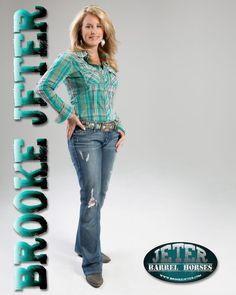 Brooke Jeter - Royal Champion Supplements Sponsored Rider