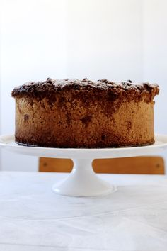 Apple Pie Cake, Apple Cake Recipes, Delicious Cake Recipes, Cupcake Recipes, Yummy Cakes, Baking Recipes, Cupcake Cakes, Baking Tins, Cake Tins
