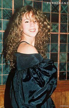 Mariah Carey 1990 | Mariah Carey : l'évolution mode d'une diva
