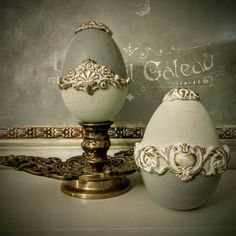 1 million+ Stunning Free Images to Use Anywhere Egg Crafts, Easter Crafts, Clay Ornaments, Holiday Ornaments, Easter Gift, Happy Easter, Easter Egg Designs, Decoupage Art, Faberge Eggs