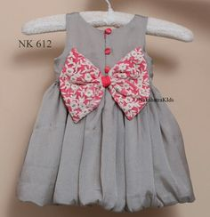 To place order DM us or whatsapp on 6394837380 Girls Frock Design, Baby Dress Design, Frock Patterns, Baby Girl Dress Patterns, Kids Dress Wear, Kids Gown, Baby Frocks Designs, Kids Frocks Design, Frocks For Girls
