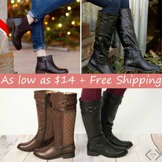 Women's Boots : Extra 30% off + Free S/H. Items already up to 60% off!  http://www.mybargainbuddy.com/womens-boots-extra-30-off-free-sh