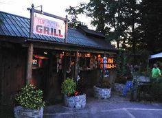 The Top of Hill Grill Restaurant * Brattleboro, VT