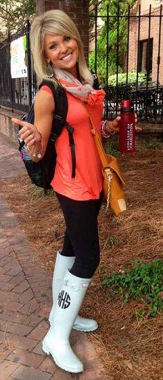 preppy back to school #college