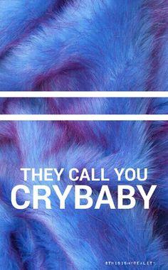 Crybaby - Melanie Martinez // made by @ThisIsMyReality