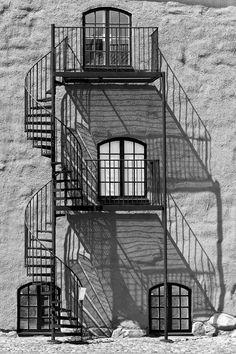 Urban lines by Marcus Jendretzke, via Behance