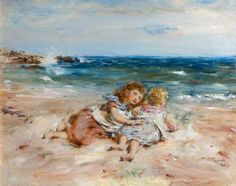 By Summer Seas - William McTaggart