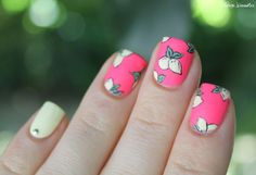 ▲ ▼ ▲ Coco's nails ▲ ▼ ▲: When Life Gives you lemons ... Matte