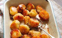 Roast potatotes (Telegraph)