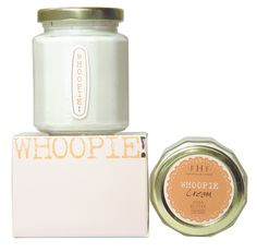 Top Selling Vanilla, Cake-Batter-Scented Whoopie! Cream - Spa Réveil Austin