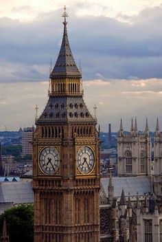 Big Ben, London, England (45 photos) ~ Travel And See The World