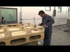 Building the Paulk Workbench PART 8: INSTALLING THE TABLE SAW PIPE GUIDES AND…
