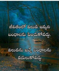 Telugu Inspirational Quotes, Good Morning Inspirational Quotes, Good Thoughts Quotes, All Quotes, Motivational Quotes For Life, People Quotes, Wisdom Quotes, True Quotes, Qoutes