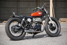Heiwa Motorcycles - Yamaha SR400 Inspiration for a new project, details coming soon