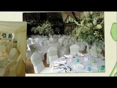 Getting married in Ipswich or Suffolk and want fabulous chair covers. Extravorganza can help you
