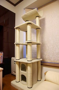 Cat tower idea