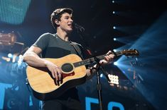 Shawn Mendes Photos - Musician Shawn Mendes performs onstage during Hot 99.5's Jingle Ball 2015 presented by Capital One at Verizon Center on December 14, 2015 in Washington, D.C. - Shawn Mendes Photos - 784 of 1844