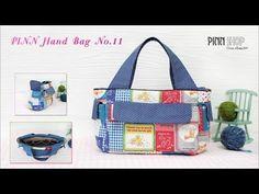 PINN Hand Bag No 11_PINN SHOP - YouTube