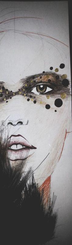 Abstract, Illustration, Artwork, Painting, Fashion, Summary, Moda, Work Of Art, Fashion Styles