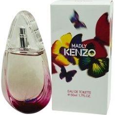 Veja nosso novo produto Madly Kenzo feminino EDT spray 50ml! Se gostar, pode nos ajudar pinando-o em algum de seus painéis :)