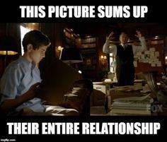 Gotham | Bruce & Alfred