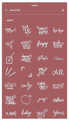 Instagram Emoji, Iphone Instagram, Instagram And Snapchat, Instagram Story Filters, Insta Instagram, Instagram Story Ideas, Creative Instagram Photo Ideas, Ideas For Instagram Photos, Instagram Editing Apps