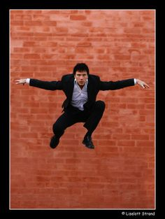 Jump for my love :-)