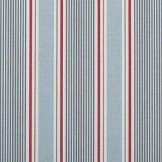 seaside striped fabric - Google Search