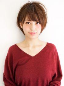 アフロートジャパン(AFLOAT JAPAN) ATLOAT菅谷 ふんわり小顔になりたい!ショートカットは得意です!