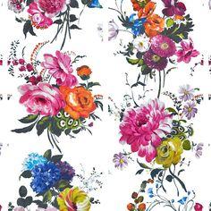 amrapali - peony wallpaper | Designers Guild