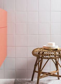 Oska Linen Matt Porcelain Square Tiles Uk, Mandarin Stone, Family Bathroom, Decorative Tile, Tile Floor, Porcelain, Colours, Flooring, Wall