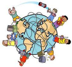 El futuro del periodismo está basado en la comunicación global. La globalización es la clave del futuro periodístico