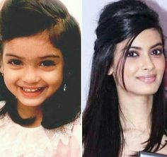 Diana Penty : Then n' Now