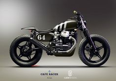 HONDA CX500 Scrambler By André Costa LudeDesign Cafe Racer Portugal