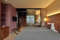 Habitación estándar en Rafaelhoteles #Badalona