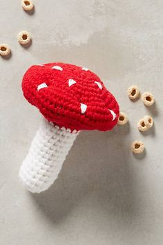 Toadstool Rattle / Baby Swoon <3